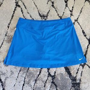 NIKE Dri-Fit Blue Skort (size L)